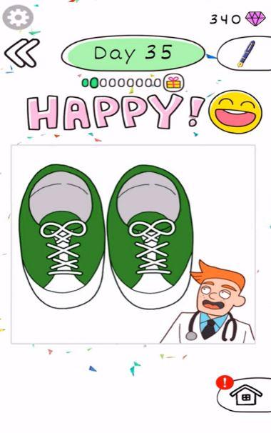Draw Happy Clinic day 35