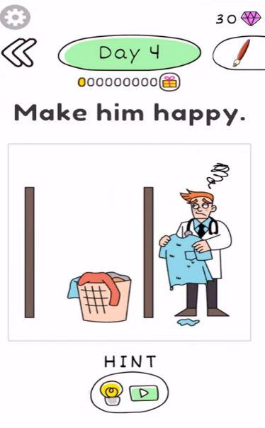 Draw Happy Clinic day 4