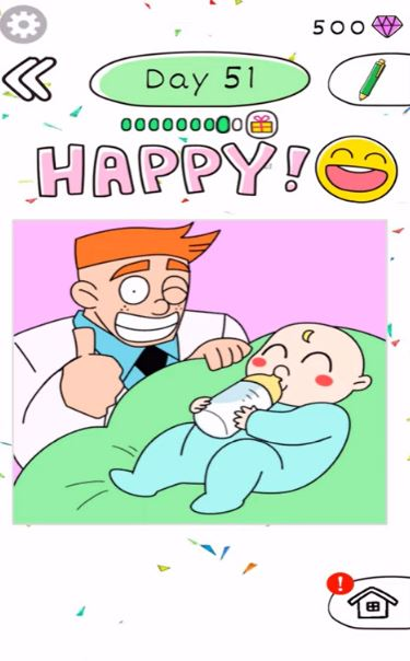 Draw Happy Clinic day 51
