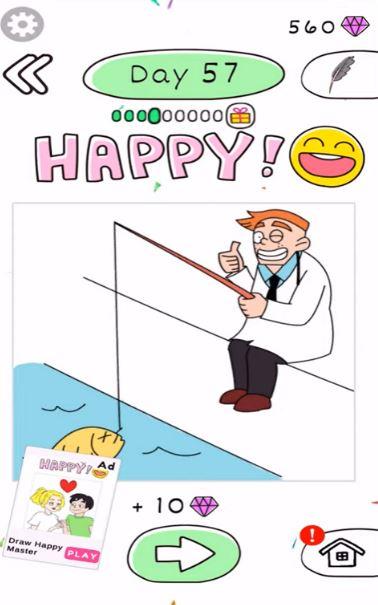Draw Happy Clinic day 57