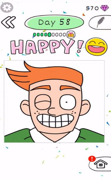 Draw Happy Clinic day 58