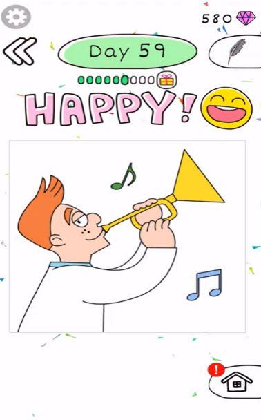 Draw Happy Clinic day 59