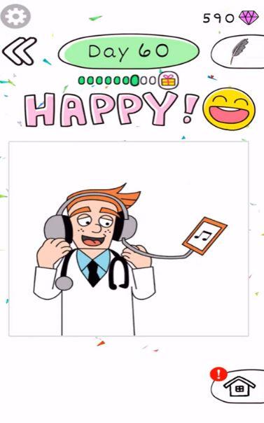 Draw Happy Clinic day 60