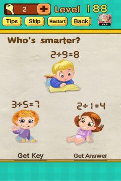 Mr Brain Who S Smarter Level 188