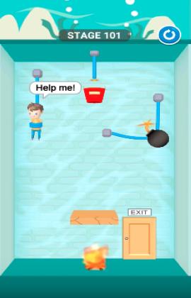 rescue cut level 101