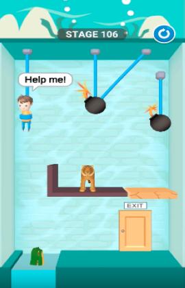rescue cut level 106