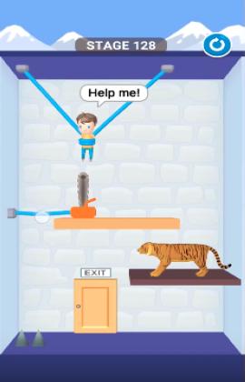 rescue cut level 128