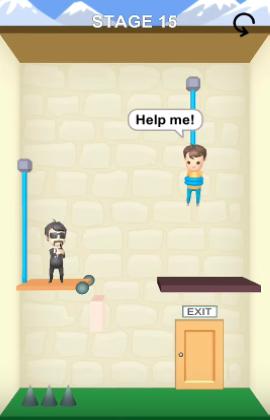 rescue cut level 15