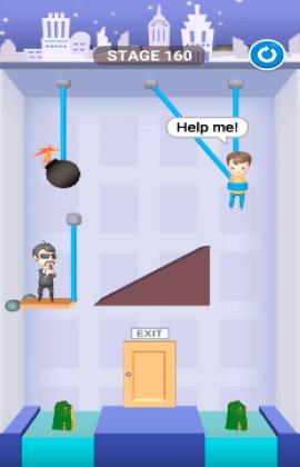 rescue cut level 160