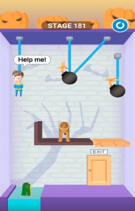rescue cut level 181