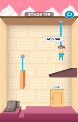rescue cut level 199
