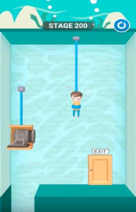 rescue cut level 200