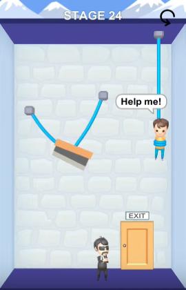 rescue cut level 24