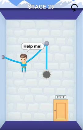 rescue cut level 25