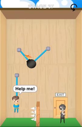 rescue cut level 37