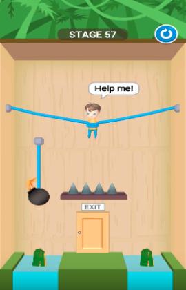 rescue cut level 57