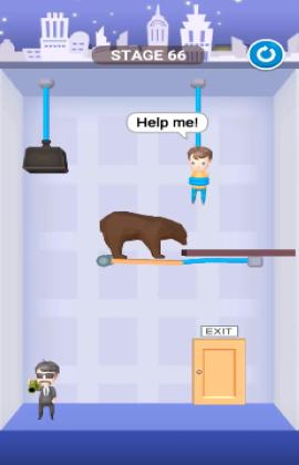 rescue cut level 66
