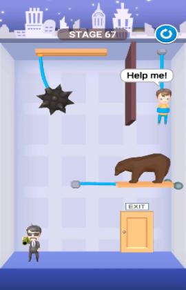 rescue cut level 67