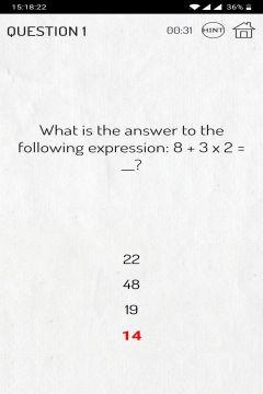 Stupid Test level 12-1