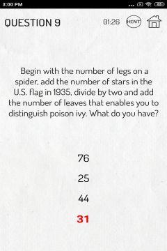 Stupid Test level 17-9