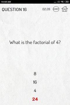 Stupid Test level 19-16