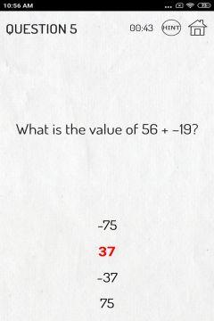Stupid Test level 19-5