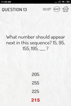 Stupid Test level 20-13