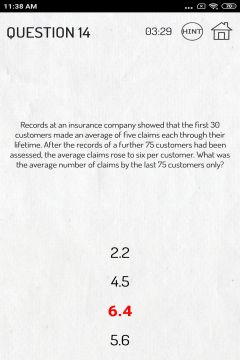 Stupid Test level 20-14