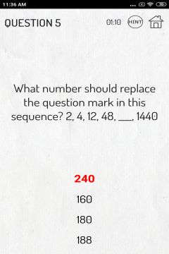 Stupid Test level 20-5