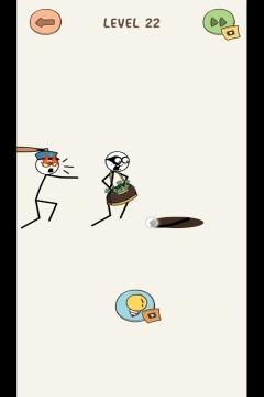 Thief Draw level 22