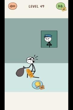 Thief Draw level 49