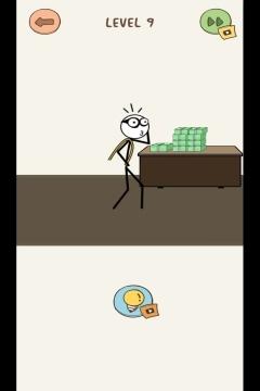Thief Draw level 9