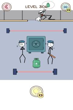 Thief Puzzle level 306