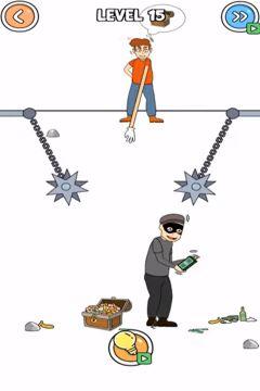 Thief Puzzle 4 level 15