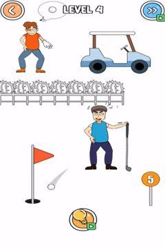 Thief Puzzle 4 level 4