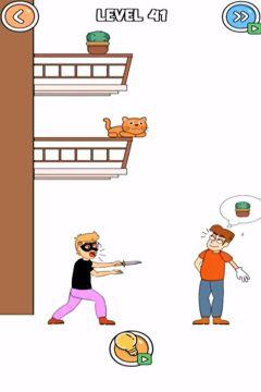 Thief Puzzle 4 level 41