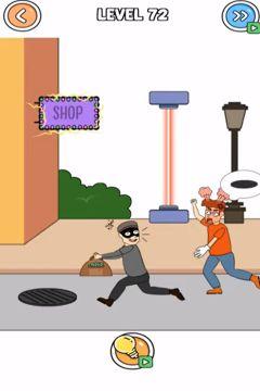 Thief Puzzle 4 level 72