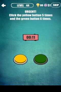Tricked level 44