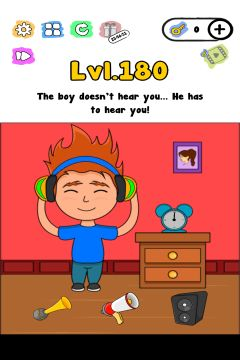 Trick Me level 180