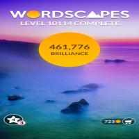 Wordscapes level 10114