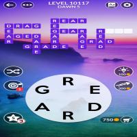 Wordscapes level 10117