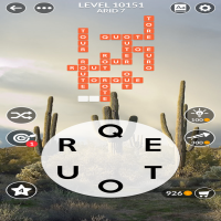 Wordscapes level 10151
