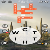 Wordscapes level 10156