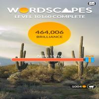 Wordscapes level 10160