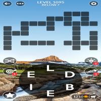 Wordscapes level 1095