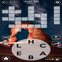 Wordscapes Level 120