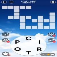 Wordscapes level 1405