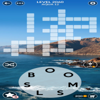 Wordscapes level 2060