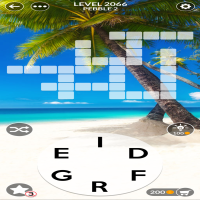 Wordscapes level 2066