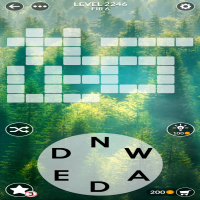 Wordscapes level 2246